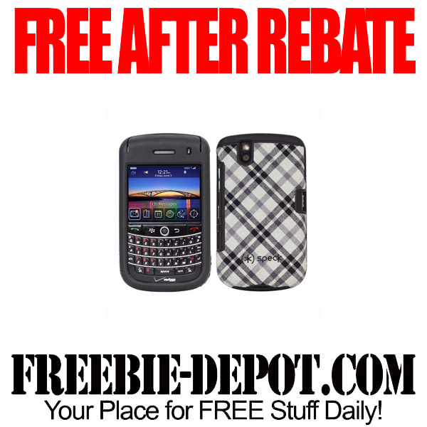 Free After Rebate Blackberry Case