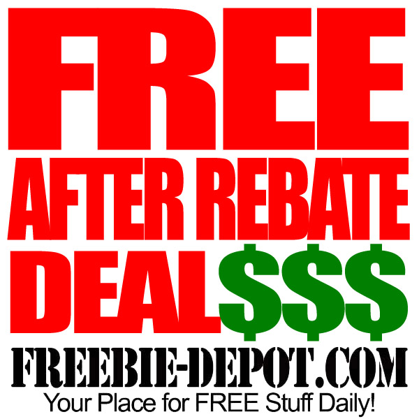Completely Free After Rebate Offers