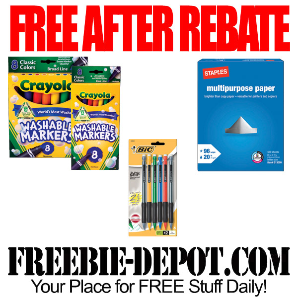 Free-After-Rebate-Markers-Paper