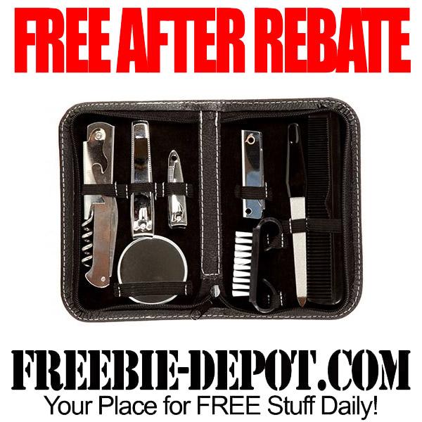 FREE AFTER REBATE – Travel Kit