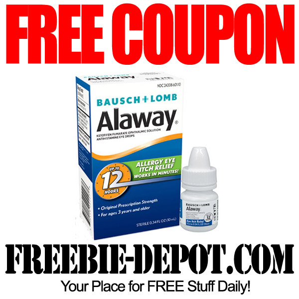 Free Allergy Coupons