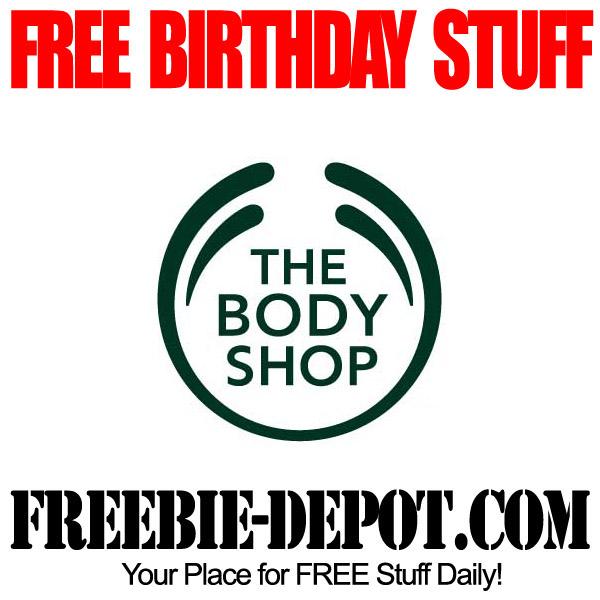 FREE Birthday Gifts and Rewards