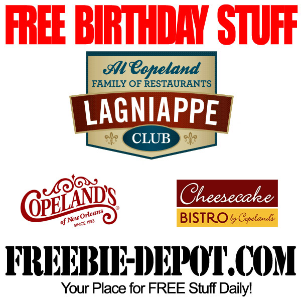 Totally Free Birthday Promotions