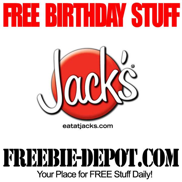 Free Birthday Offers