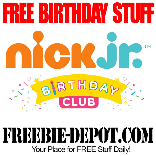 FREE of Charge Birthday Stuff
