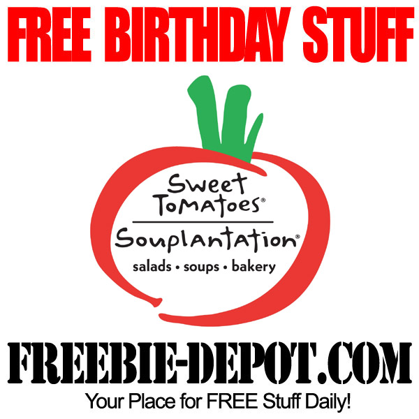 Free Birthday Souplantation