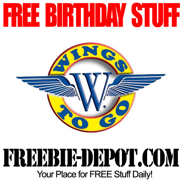 Free Birthday Wings To Go