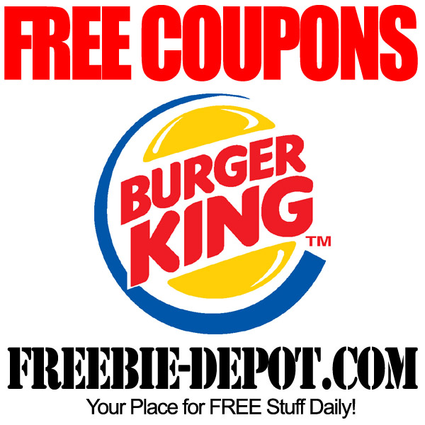 Free-Burger-King-Coupons