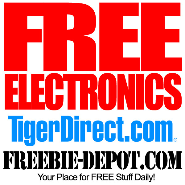 FREE Electronics After Mail In Rebate
