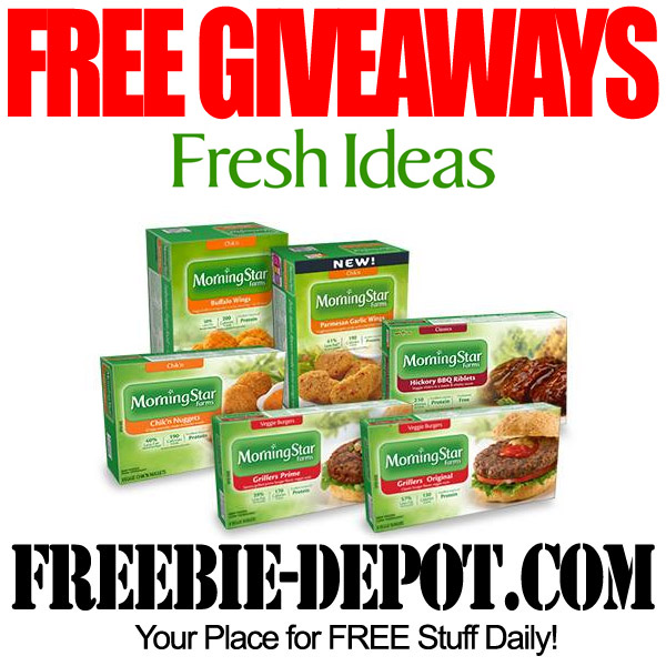 FREE Fresh Ideas Panel Giveaway