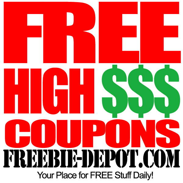 Free High Dollar Coupons
