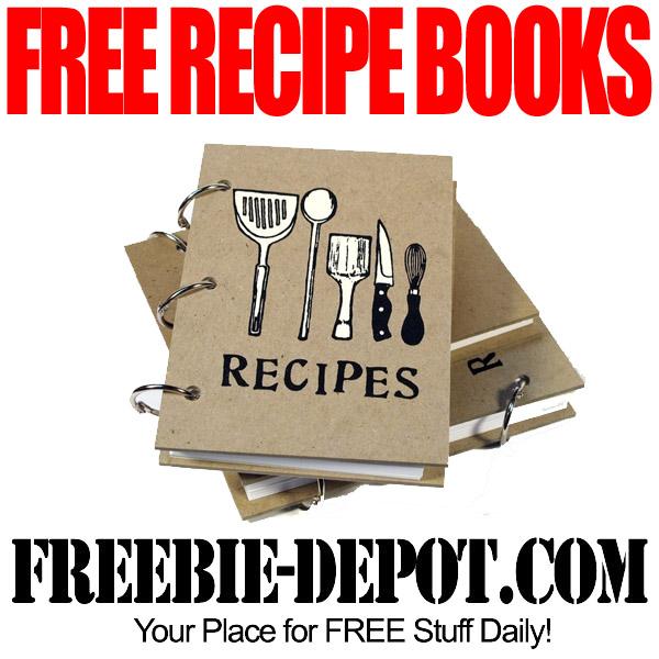 10 FREE Recipe Books – FREE Cookbooks