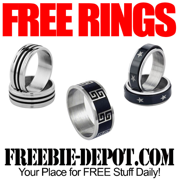 Free Rings for Men