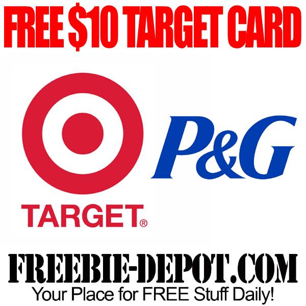 Free Target Card