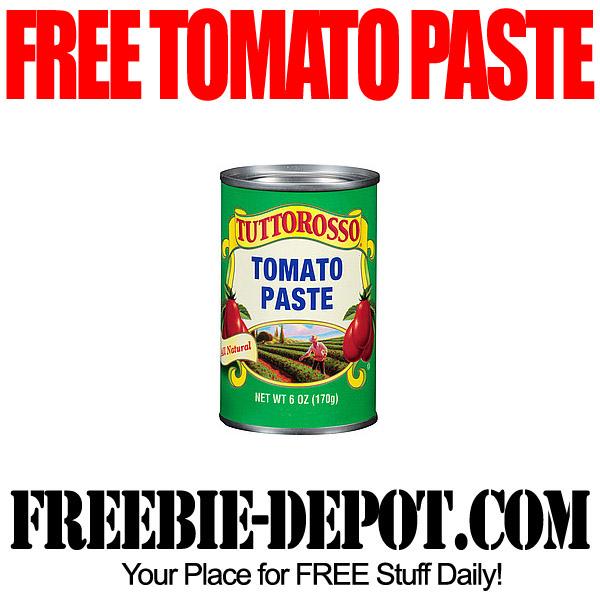 100% Free Tomato Paste