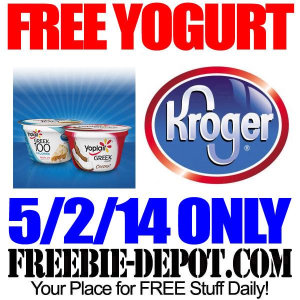 Free-Yoplait-Kroger