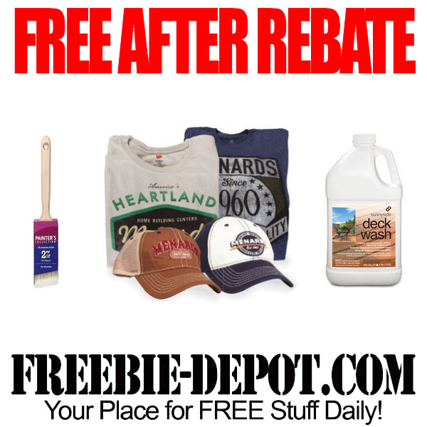 Free After Rebate Hat and Shirt