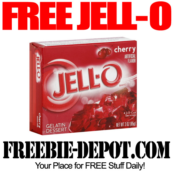 Free Digital Jello Coupon