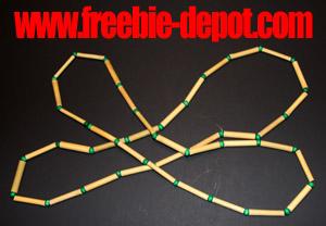 Free Kauai Hawaii Bead Necklace