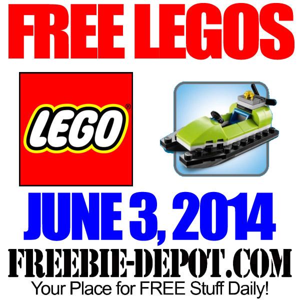 Free-Lego-Jet-Ski