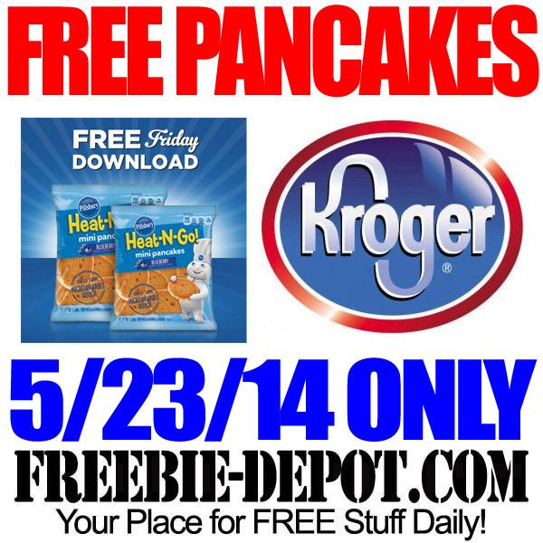 Free Pancakes Kroger
