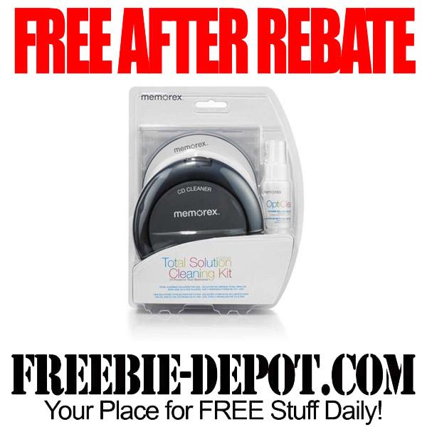 Free After Rebate Memorex Kit