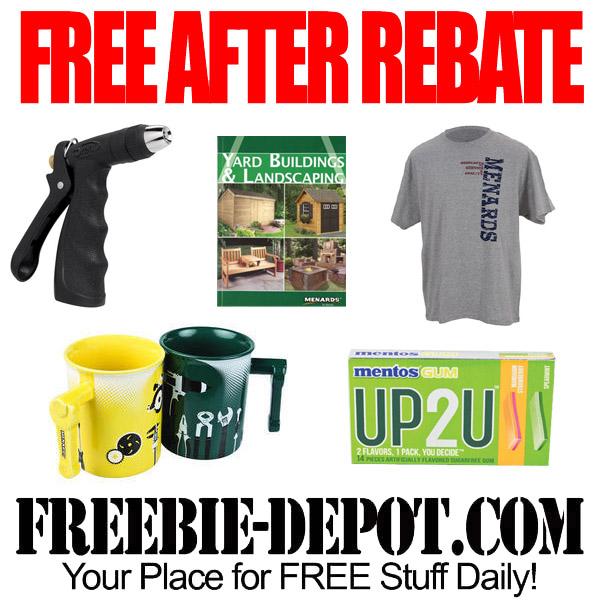 Free After Rebate Mentos Gum