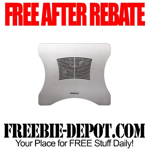 Free After Rebate Notebook Cooler Designer