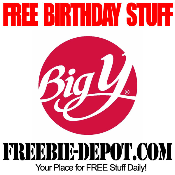 Free Birthday Stuff at the Grocery Store