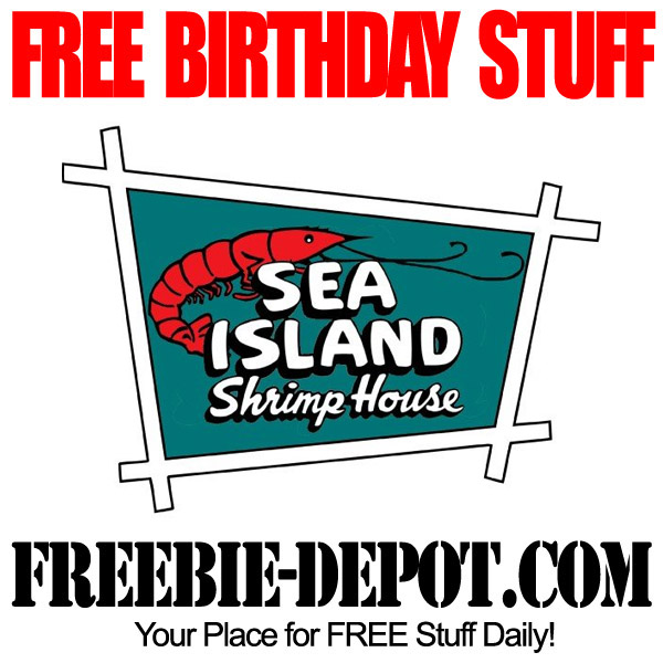 Free Birthday Sea Island