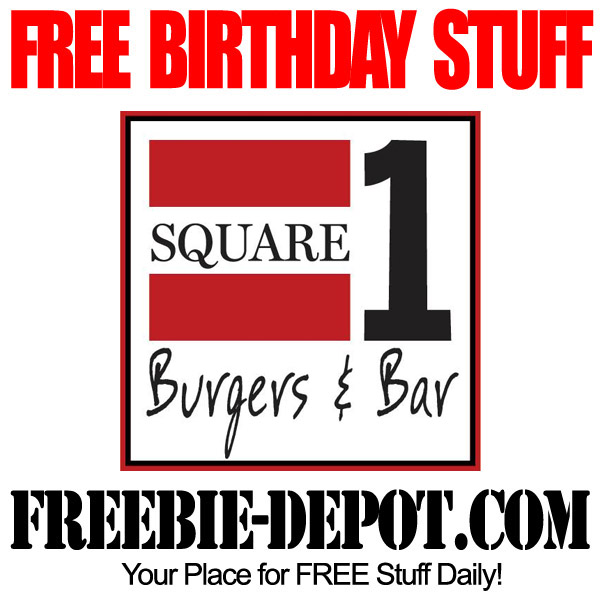 Free Things for your BDay