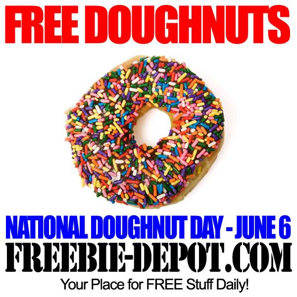 Free-Doughnuts-Day