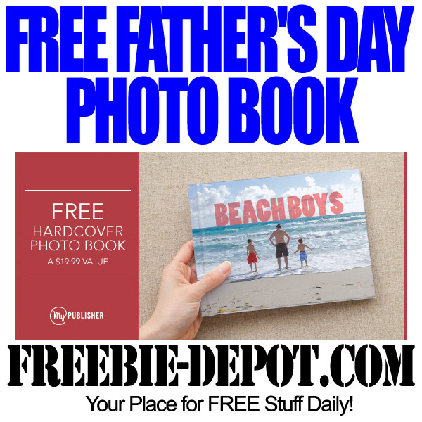 Free Fathers Day Photo Book