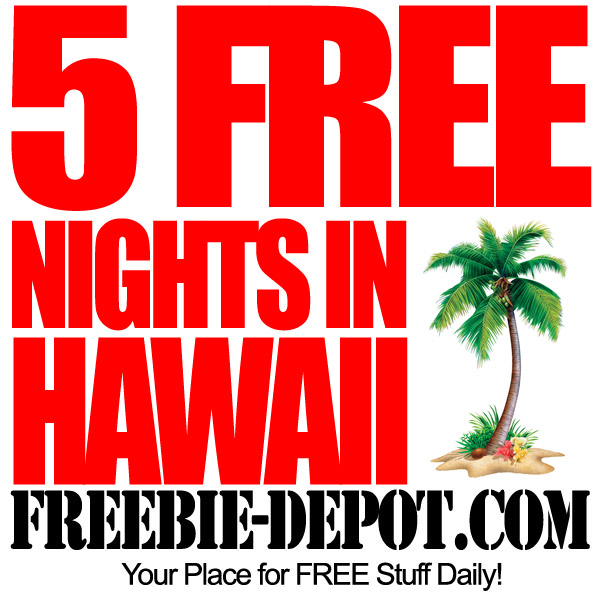 5 Nights in Hawaii – How to go to Hawaii for FREE – FREE Hawaii Vacation