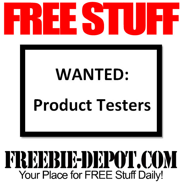 Free Product Testing