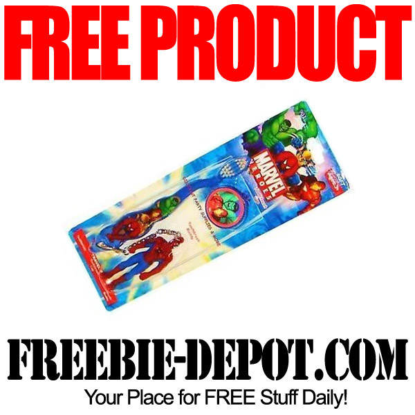 Free Product Toothbrush