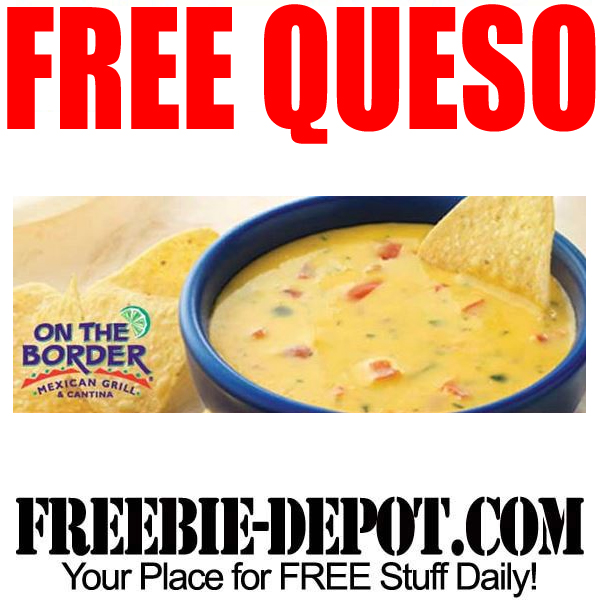 Free Queso Dip
