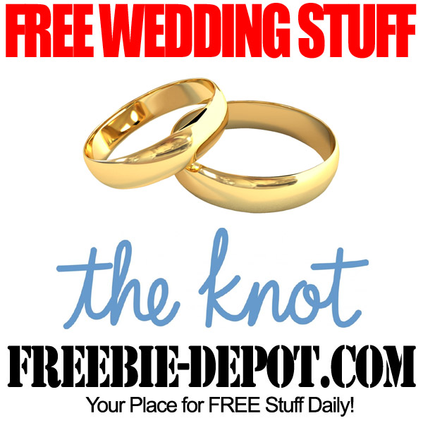 Free Wedding Stuff the knot Wedding Website