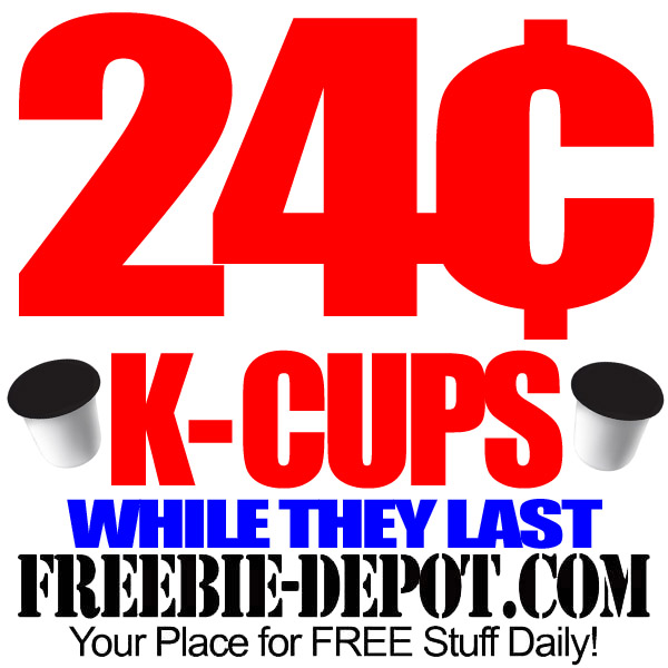 24 Cent K Cups