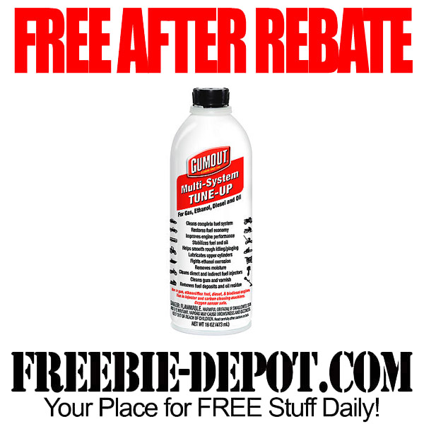 Free After Rebate Gumout Tune-Up