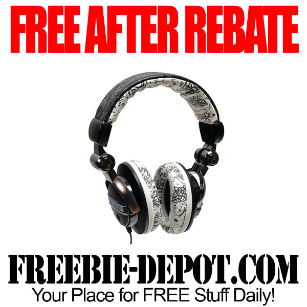 Free After Rebate Headphones With Microphone