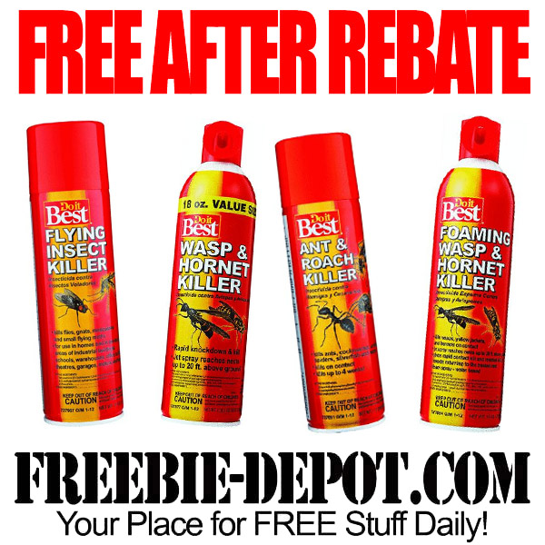 Free-After-Rebate-Insect-Spray