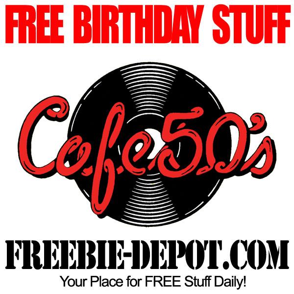 Free Birthday Dinner in California