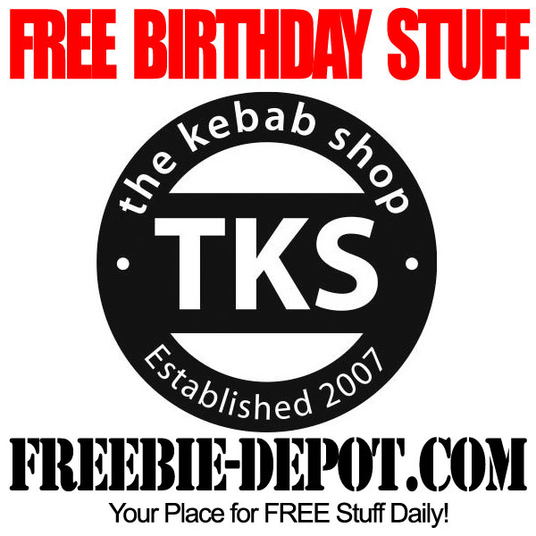 Free Birthday Kebab or Shawarma