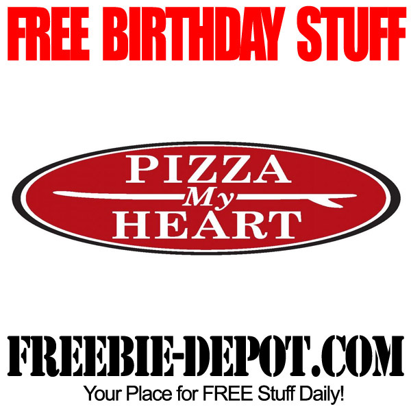 Get FREE Stuff for Your BDay