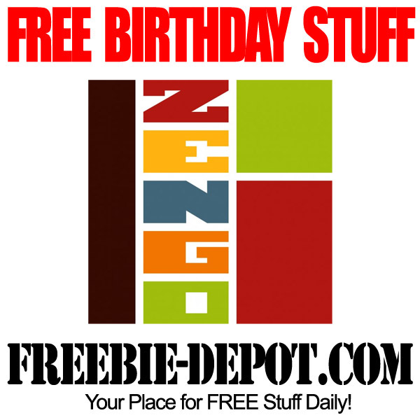 Free Birthday Dinner at Zengo