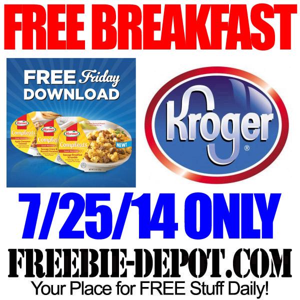 Free-Breakfast-Meal-Kroger