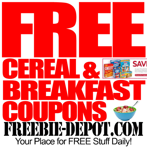 Free-Cereal-BFast-Coupons