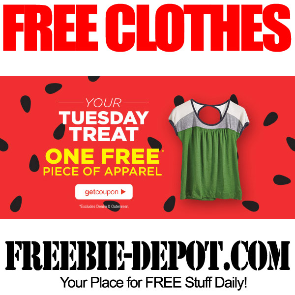 Free Clothes