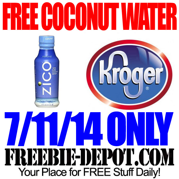 Free-Coconut-Water-Kroger